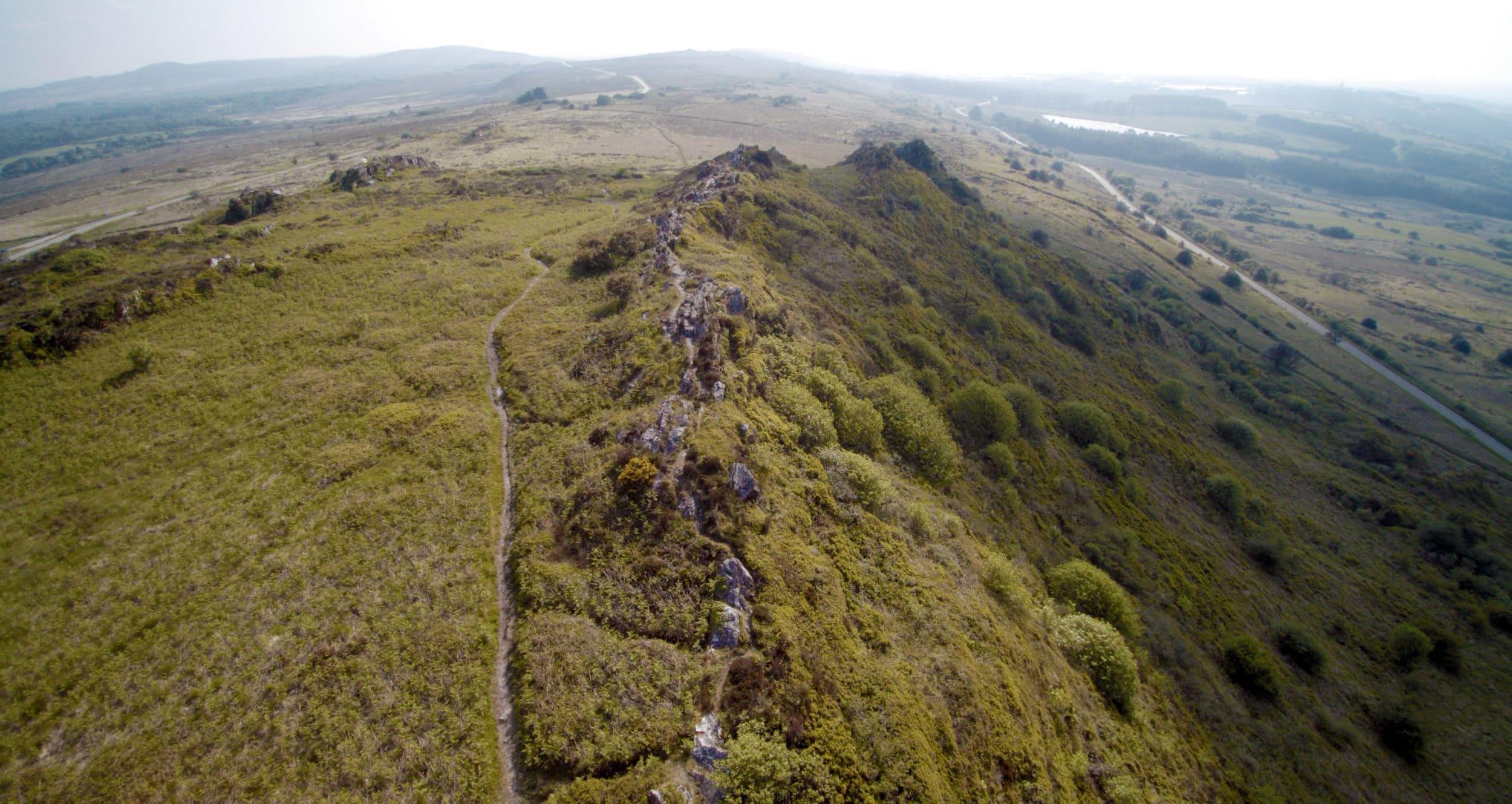 Les Monts d Arrée  15mn Domaine de Goasvennou Les Tilleuls