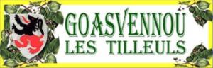 logo les tilleuls de Goasvennou